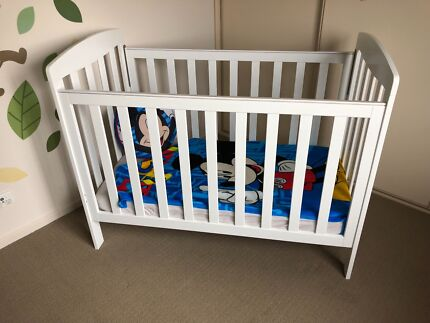 Childcare Sussex XT Cot / Toddler Bed