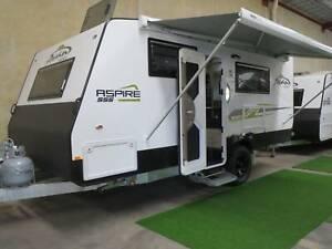 2020 Avan Aspire 555 Adventure Pack Ensuite Luxury Semi-off road Bassendean Bassendean Area Preview