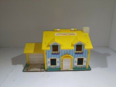 Fisher Price Play Family House 952