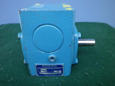 Boston Gear 715506t1 Reduction Worm Gear 501