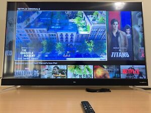 55' TCL TV for sale