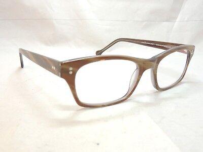 EyeOs Eyewear MAM Mason Limited Edition 51 19 Readers Reading Glasses 1.0