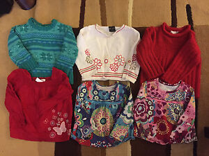 Lot of Girls 2T winter clothes