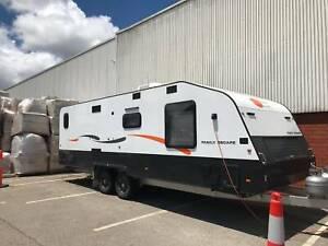 Nova Family Escape Caravan Triple Bunks Regency Park Port Adelaide Area Preview