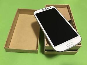New Samsung S3 Belmore Canterbury Area Preview