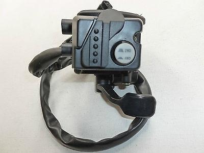 NEW KODIAK 450 THUMB THROTTLE LEVER CONTROL 4WD SWITCH FITS YAMAHA 2003-2006