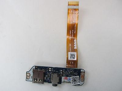 Dell OEM Latitude E7440 USB / Audio Port IO Circuit Board H65F0 RF1X0