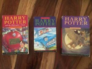 Harry Potter Books - $15 Each/$30 For the set