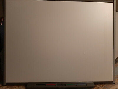 Smart Tech Interactive White Smart Board Sb680 77 Inch Used