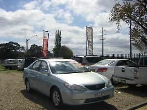 2005 Toyota Camry Sedan Altise Limited 2.4 4cyl Auto Tidy Car