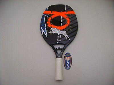 ef00a56bc Racchetta Beach Tennis Racket Tom Caruso Tiger 2019 Idea Regalo