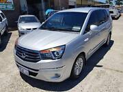 2014 Ssangyong Stavic Wagon Auto Turbo Diesel 76kms 7 Seats (Wow) Wangara Wanneroo Area Preview