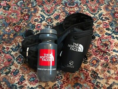 NORTH FACE Flight Series Hydration Lumbar Waist Water Bottle and Fanny -
