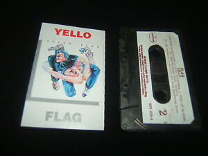YELLO-FLAG-NEW-ZEALAND-CASSETTE-TAPE
