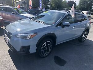 2018 Subaru Crosstrek 2018 Subaru Crosstrek - Limited CVT w-EyeS