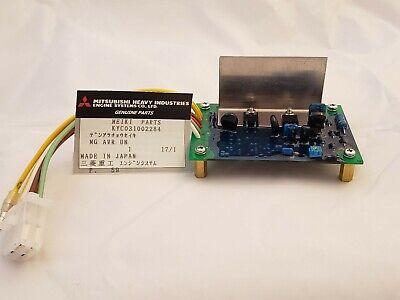 Mitsubishi Generator Parts Automatic Voltage Regulator Kyc031002284