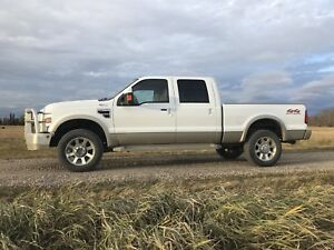 2008 Ford King Ranch f350