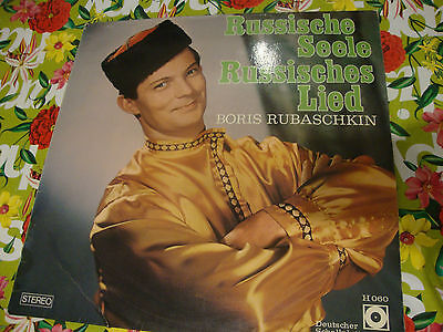 Russische Seele Russisches Lied Boris Rubaschkin