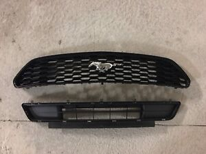 2015-2017 mustang factory front grill