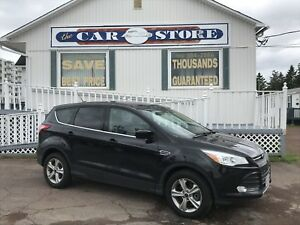 2015 Ford Escape SE 4WD HTD SEATS BACK UP CAMERA!! BLUETOOTH VOI