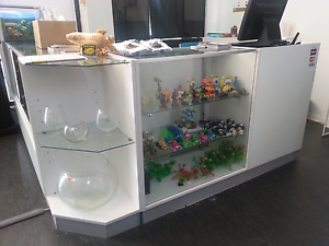 Shop counter and shelving Mount Low Townsville Surrounds Preview