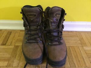 women's size 8 meindl leather hiking boots