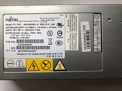 Fujitsu DPS-800GB-1 A Server Netzteil 800W P/N: A3C40090997