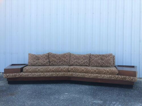 Mid Century Modern Boomerang Sofa by Adrian Pearsall for Craft Associates