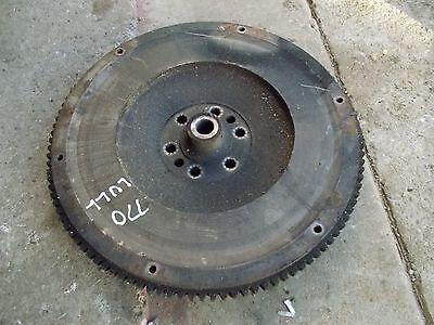 Oliver 770 Tractor Lull Original Engine Motor Flywheel Starter Ring Gear