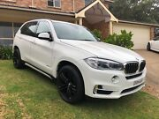 2016 BMW X5 SUV Manly Manly Area Preview