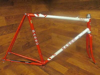 Bicycle Frames - Columbus Slx Steel - Nelo\'s Cycles