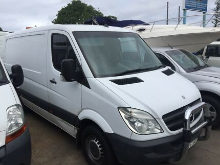 Merc 315cdi low roof mid wheel base diesel