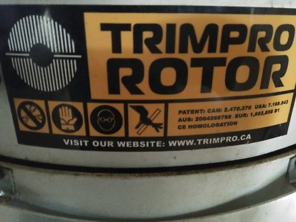 Trimpro rotor bud trimmer Nerang Gold Coast West Preview