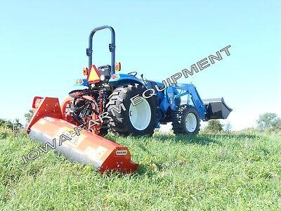 Flail Side Trim Ditch Bankverge Mower Maschio Giraffetta 160se 63cut 35-55hp