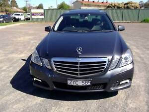 2009 Mercedes-Benz E250 Sedan OPEN 7 DAYS APPOINTMENTS DUE TO COVID Bacchus Marsh Moorabool Area Preview