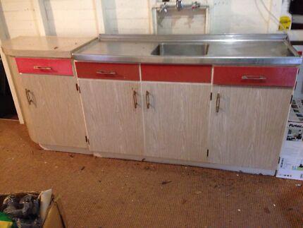 Kitchen retro  Cootharaba Noosa Area Preview