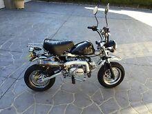 Monkey 125 cc Turrella Rockdale Area Preview