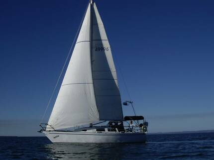 Peterson 30-31 sailing vessel in good condition