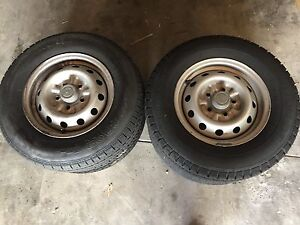 Mitsubishi Express factory rims and Tyres Alexandria Inner Sydney Preview