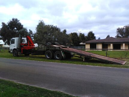 Tilt tray towing service Perth Perth City Area Preview