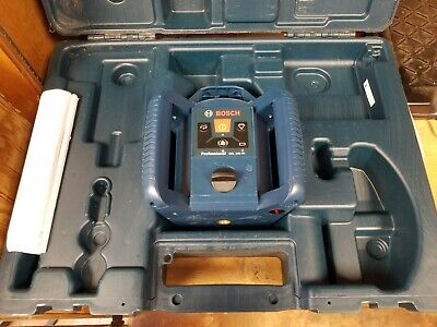 Bosch Grl240 Hv Professional Self Leveling Rotary Laser Level Case