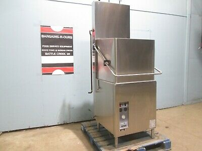 Champion Dh5000 Hd Commercial 208240v 3 Elct. High Temp Door Type Dishwasher