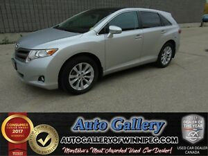 2014 Toyota Venza Lthr/Roof
