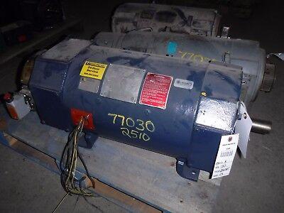 5 HP DC US Electric Motor, 1150 RPM, 2510AT Frame, TENV, 500 V