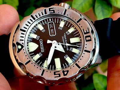 Diver vintage Seiko scuba Monster SKX779 Automatic 1a EDITION