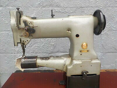 Industrial Sewing Machine Model Singer 153 K103 Walking Foot Cylinder Leather