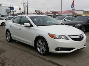 2015 Acura ILX Dynamic w/Navi Package|6-SPEED|B.CAM|LEATHER|ROOF