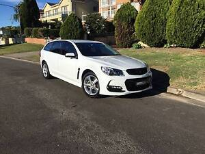 SUPER LOW KMS Holden Commodore VF Series ll Sportswagon Abbotsford Canada Bay Area Preview
