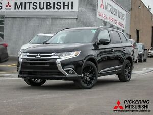 2018 Mitsubishi Outlander Anniversary Edition / 10 Year Warranty