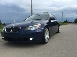 2004 bmw 545i good running condition